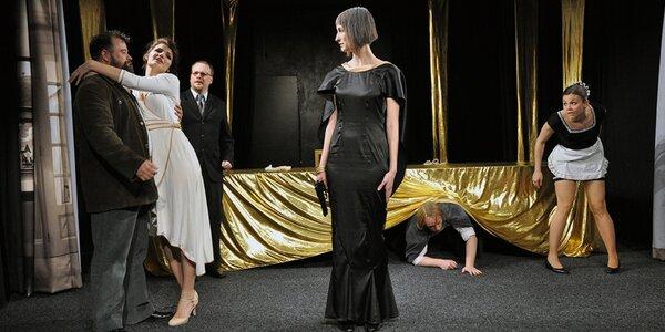 Představení Strašlivý stín z Husovic - fraškovitá komedie