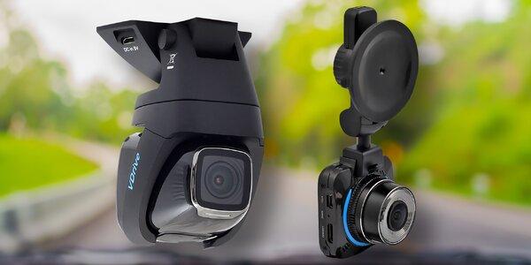 Automobilové kamery UDrive na sklo i palubní desku