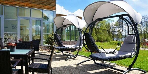 Jarní i letní pobyty na Lipně včetně wellness