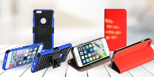 Výběr 13 variant pouzder pro telefony iPhone