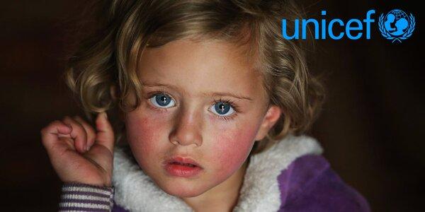 Pomozte dětem ve válkou zpustošené Sýrii