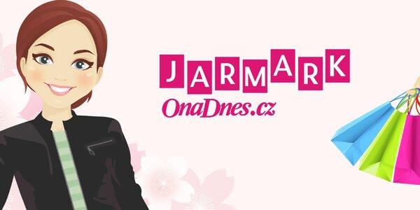 Vstupenka na módní Jarmark OnaDnes.cz
