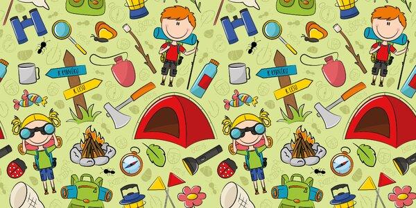 Hurá na letní tábor