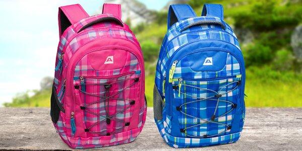 Batoh Alpine Pro ve dvou barevných variantách