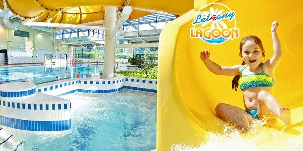 Pro radost z vody: hurá do aquaparku v Letňanech