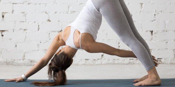 Léto s jógou v Eka Yoga Space: 1-5 lekcí