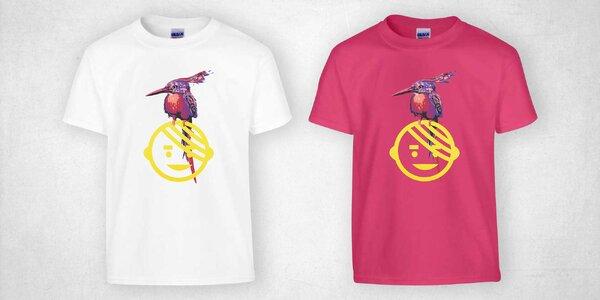 Podpořte Klokánek: designová dětská trička
