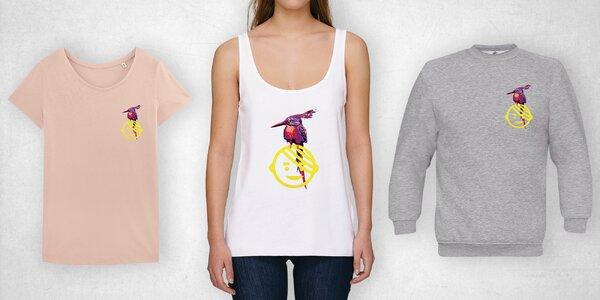 Podpořte Klokánek koupí designového oblečení