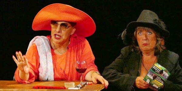 Carmen Y Carmen ve zlínském divadle