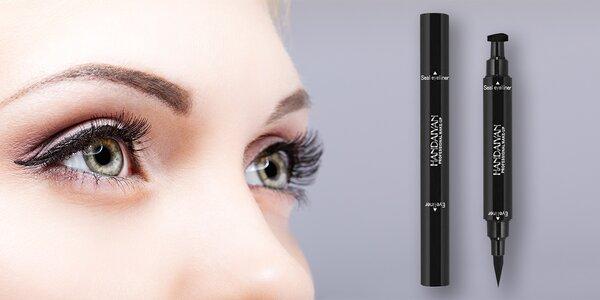 Razítko na oční linky a eyeliner