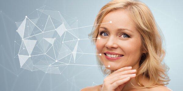 Ošetření obličeje metodou Needle Shaping