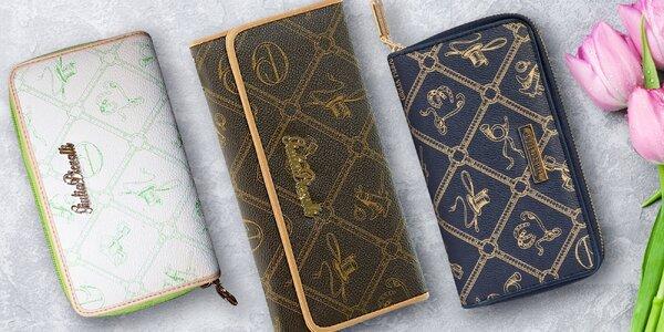 Dámské peněženky a dokladovky Giulia Pieralli
