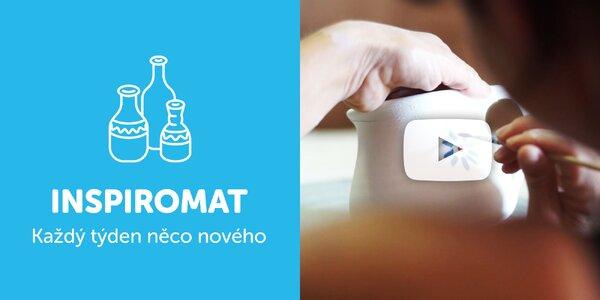 Inspirujeme: Naučte se vyrábět keramiku!