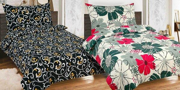 Spánek v bavlnce: Vzorované povlečení ze 100% bavlny