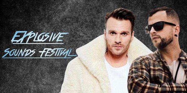 Explosive Sounds: vstupenka na rapový festival