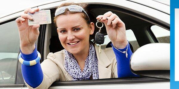 Řidičský průkaz za 6490 Kč