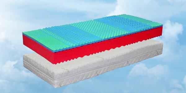 Oboustranné pěnové matrace Visco Baron