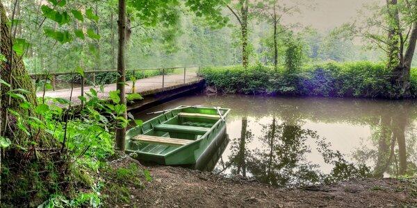 Plavba Krokodýlí řekou na loďce pro 2–5 osob