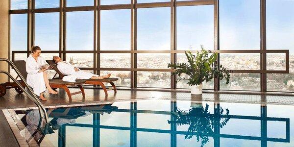Praha v létě: Luxusní wellness pobyt v 5* hotelu