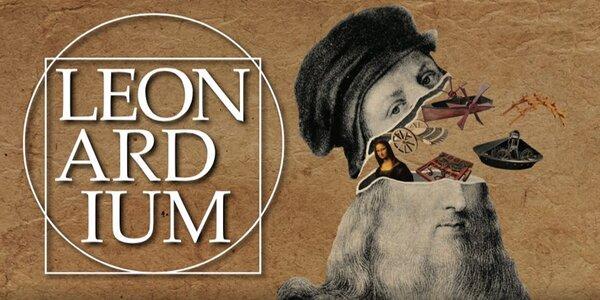 Vstupenky na interaktivní výstavu Leonardium
