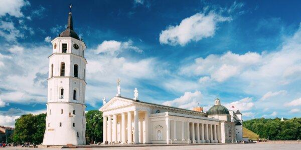 Poznávací zájezd do Pobaltí a Helsinek na 3 noci