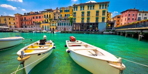Lago di Garda: 3 až 7 nocí u jezera s polopenzí