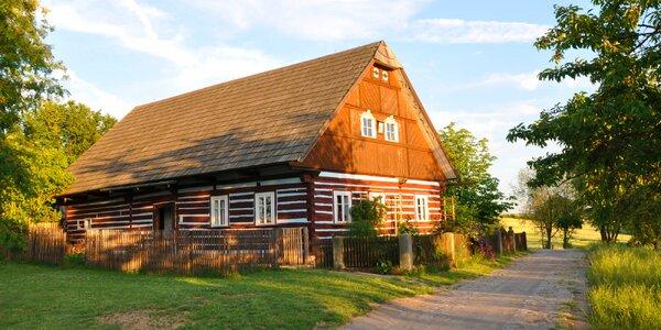 Výlet za historií: vstupenka do skanzenu i muzea