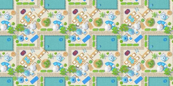 Hurá k moři: hotely a penziony s bazénem