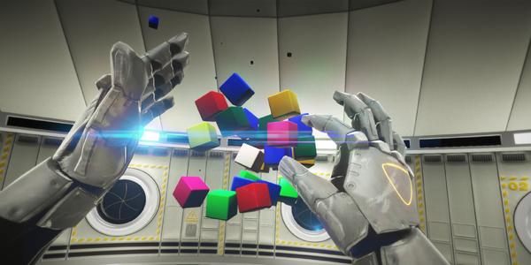 Úniková hra ve virtuální realitě pro 4 až 6 os.