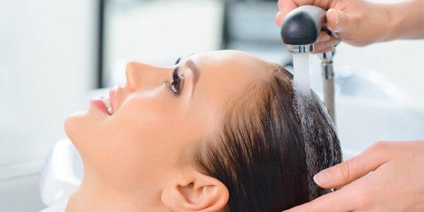 Kúra proti lupům či mastícím se vlasům