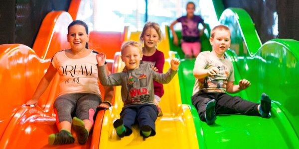 Zábavní park Krokodýlek: vstup pro děti i dospělé