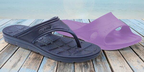 Dámské a pánské pantofle a žabky FLAMEshoes