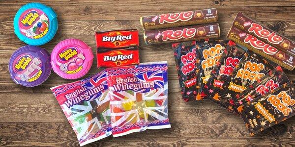 Smlsněte si: balíčky sladkostí pro děti i dospělé