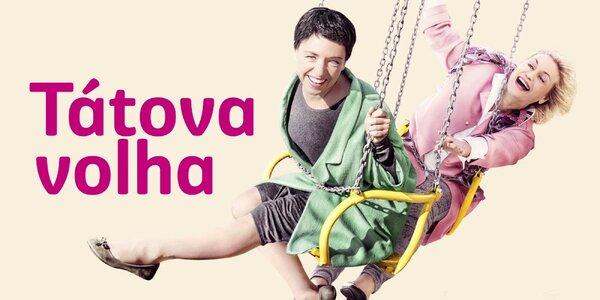 2 vstupenky na český film Tátova volha