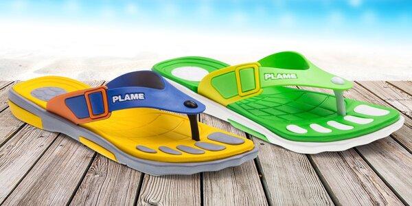 Pánské a dámské žabky FLAMEshoes
