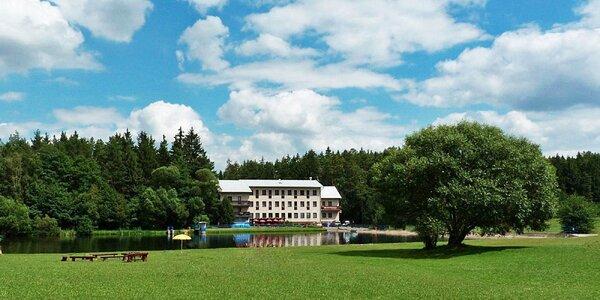 Pohodové léto u Litomyšle: polopenze i relax