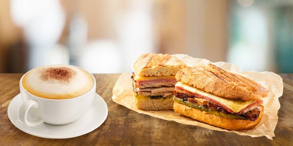 Rychlé menu na honduraský způsob a káva