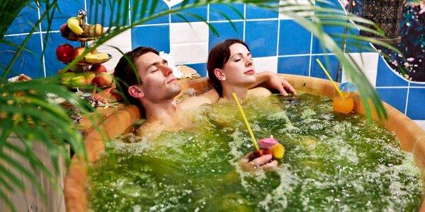 Wellness péče i s ubytováním ve 3* hotelu