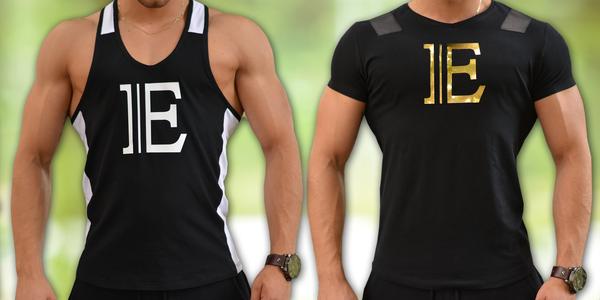 Sportovní pánská trička Eternity nejen do fitka