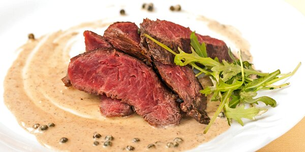 Dva prémiové steaky chuck tender z mladého býčka