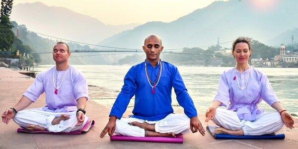 Celodenní workshop s indickým guru jogi Simantem