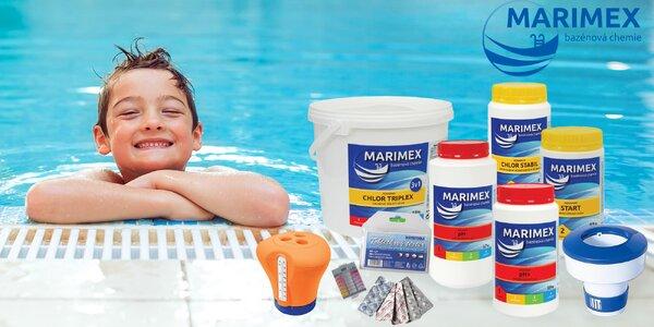 Marimex slaví 25: bazénová chemie s 25% slevou