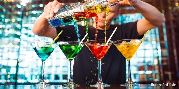 Koktejl na přání: drink namíchaný podle vás