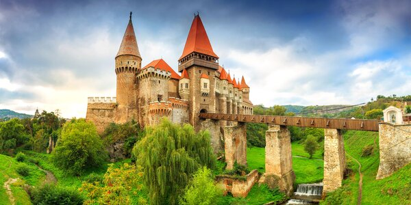 Magické Rumunsko: 2 typy zájezdu i s noclehem