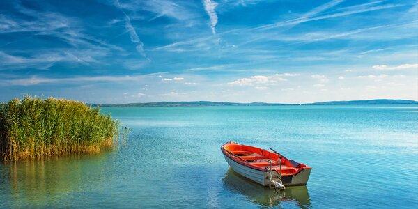 4* relax u Balatonu na 3-7 nocí s polopenzí