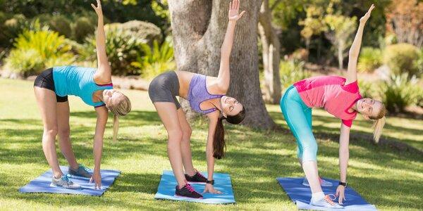 Lekce nebo permanentka na jógu na Vinohradech