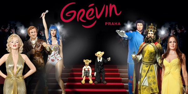 Poslední šance: vstup do oblíbeného muzea Grévin
