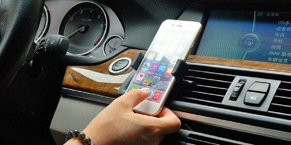 Držák na telefon do ventilátoru automobilu
