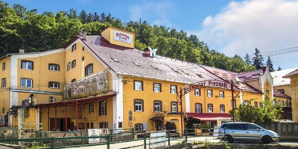 Úžasná wellness péče pro 2 v Rožnovském pivovaru