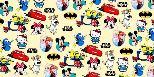 Léto s hrdiny nejen od Disney